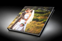 Hardcover Full Wrap Photo Cover